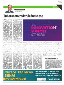 Tubarão no Radar da Inovação