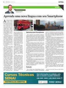 Aprenda uma nova língua com seu Smartphone