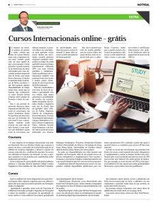 Cursos Internacionais on-line – Grátis