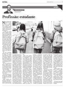 Profissão Estudante