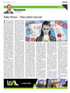 Fake News – Não entre nessa