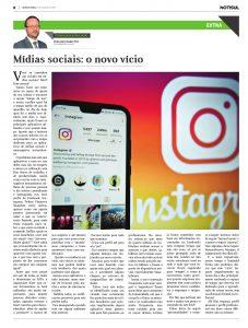 Mídias Sociais: o novo vício