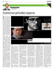 Conversas Privadas Seguras