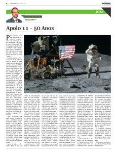Apolo 11 – 50 Anos