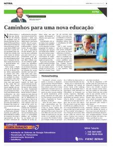Caminhos para uma nova Educação