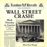 Quinta-Feira negra: 24 de Outubro de 1929