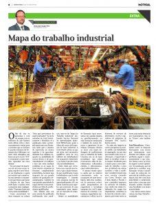 Mapa do Trabalho Industrial