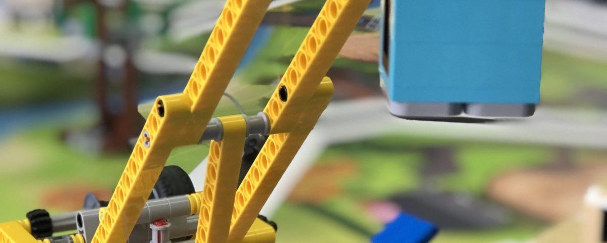 Robótica Lego FLL