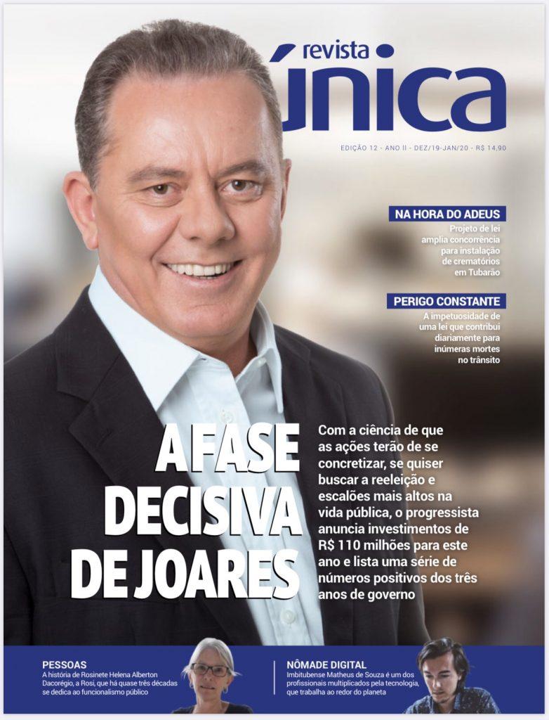 Revista Única Edição 12 - Jan/20