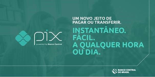 PIX - Pagamentos Instantâneos