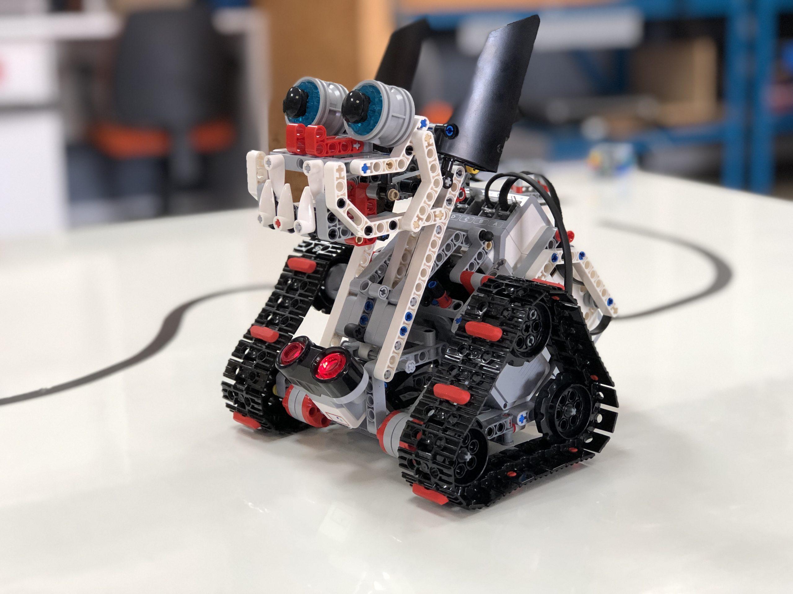 Robô Lego