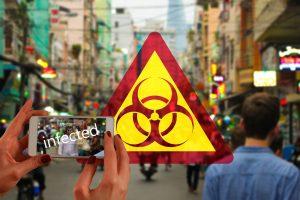 A tecnologia contra o coronavírus