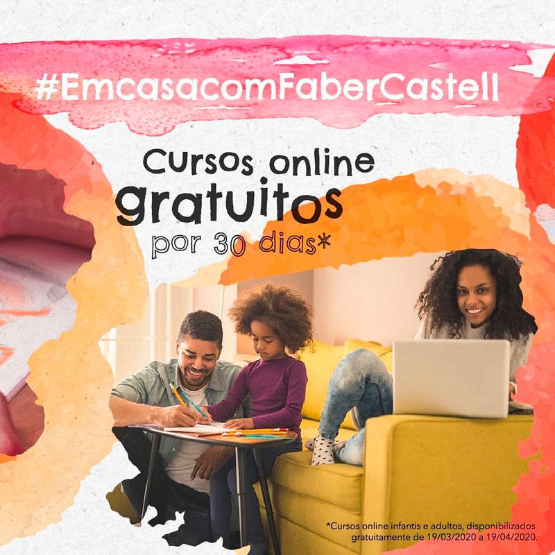 #EmcasacomFaberCastell