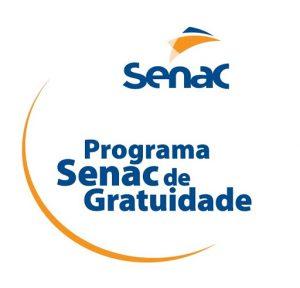 SENAC disponibiliza mais de 2.500 vagas gratutitas