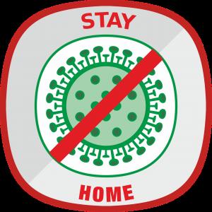 Saúde Mental - Fique em casa