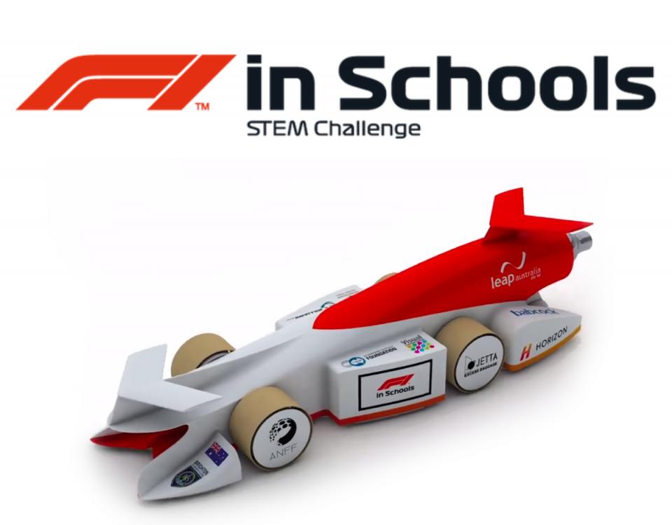 F1 IN SCHOOLS STEM