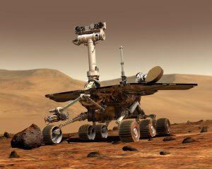 NASA chega à Marte com a Perseverance