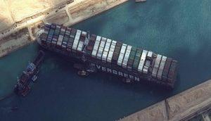 #33 – Ever Given bloqueia o Canal de Suez e nós pagamos a conta