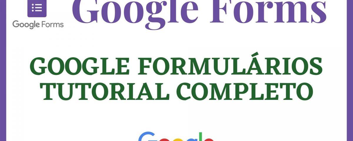 Google Formulários