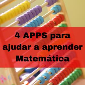 4 APPs para ensinar e aprender Matemática