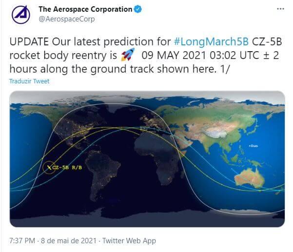 Twitter Aerospace