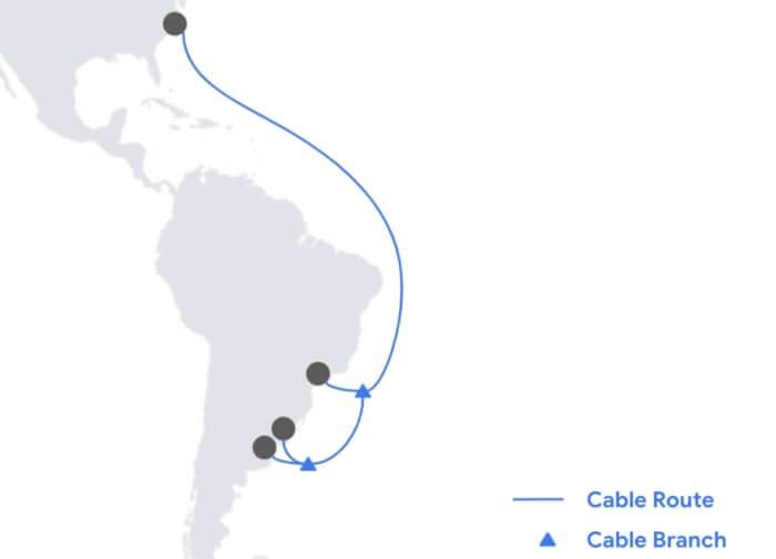 Cabo firmina google