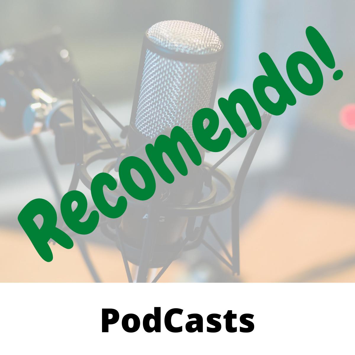 podcasts educação