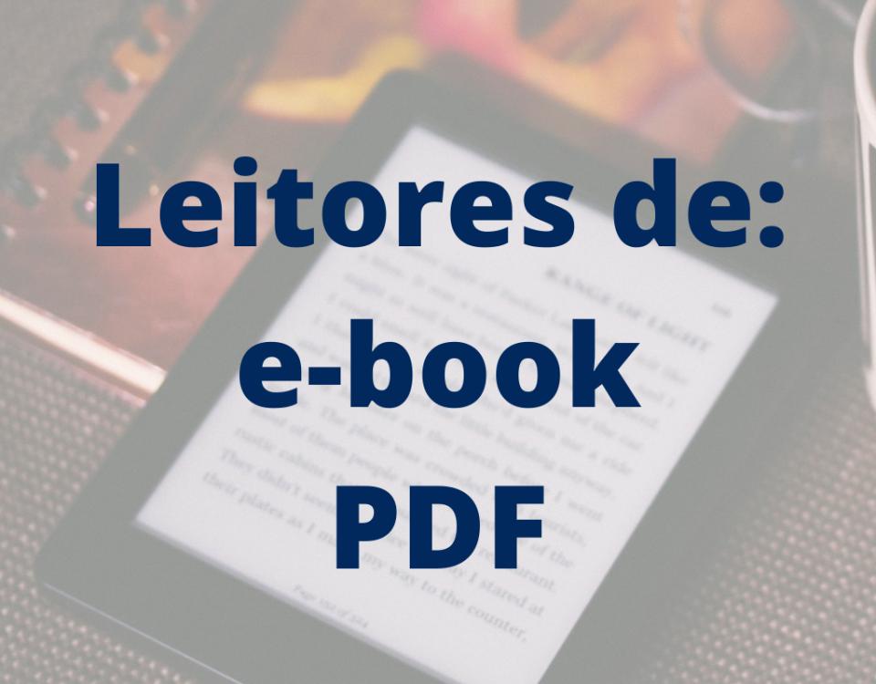 leitores ebook